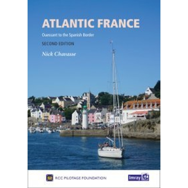 Atlantic France Ouessant to the Spanish Border Hardback 2018