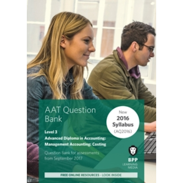 AAT Management Accounting Costing : Question Bank