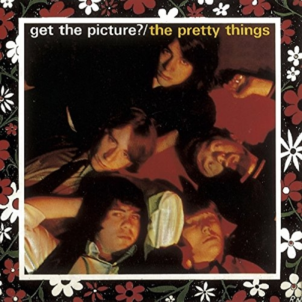 The Pretty Things - Get The Picture Vinyl