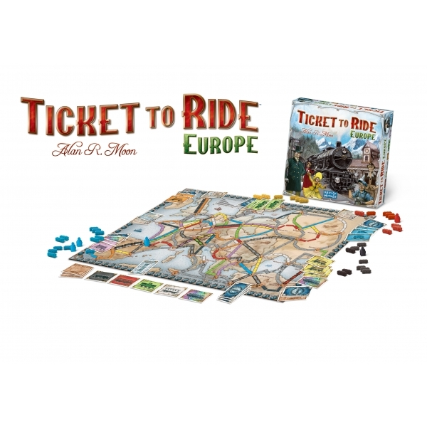 Ticket to Ride Europe - Image 3