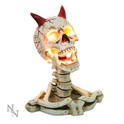 Hell of a Light Skull Lamp UK Plug
