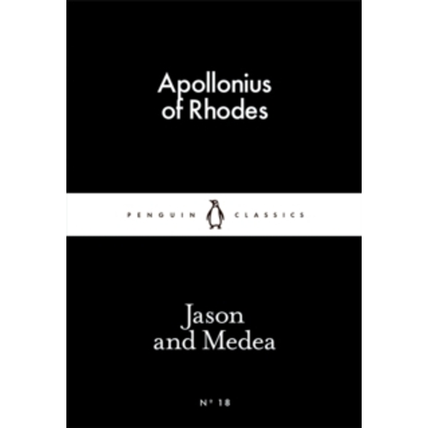 Jason and Medea by Apollonius of Rhodes (Paperback, 2015)