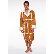 Only Fools & Horses Del Boy Adult Fleece Bathrobe