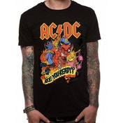 Ac/dc - Are You Ready Unisex T-shirt Black Small