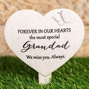 Thoughts Of You 'Grandad' Graveside Stake