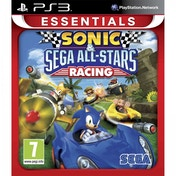 Sonic & SEGA All-Stars Racing (Essentails) Game PS3