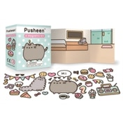 Pusheen: A Magnetic Kit