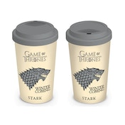 Game of Thrones - House Stark Travel Mug