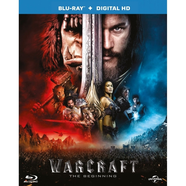 Warcraft: The Beginning Blu-ray   Digital Download
