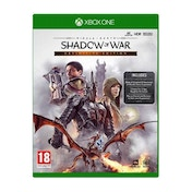 Ex-Display Middle-Earth Shadow of War Definitive Edition Xbox One Game Used - Like New