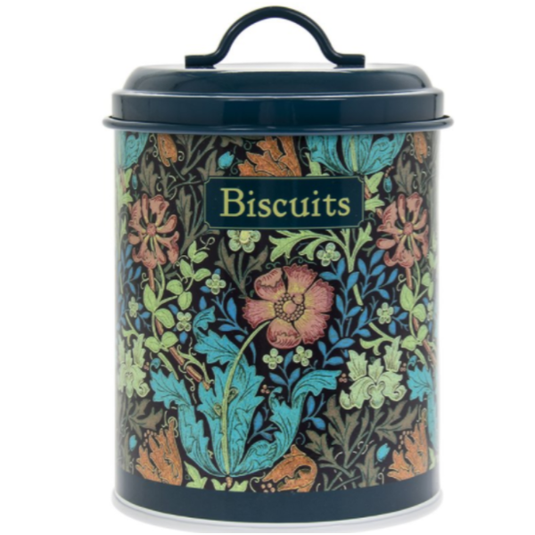 Compton Biscuit Canister By Lesser & Pavey