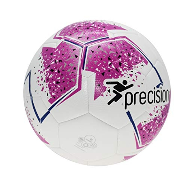Precision Fusion IMS Training Ball 3 White/Pink/Purple/Grey