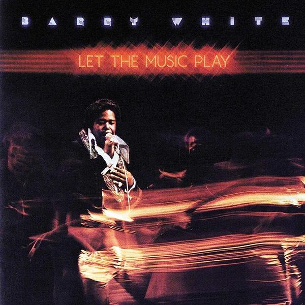 Barry White - Let The Music Play Vinyl