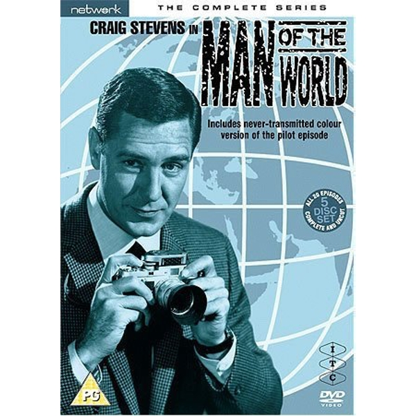 Man of the World - Complete DVD 5-Disc Set