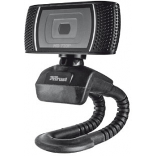 HD 720p video webcam with photo button.