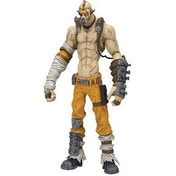 Krieg (Borderlands 2) McFarlane Action Figure