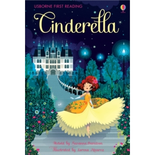 Cinderella (2.4 First Reading Level Four (Green)) Hardcover