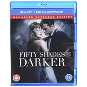 Fifty Shades Darker Unmasked Edition Blu-ray + Digital Copy