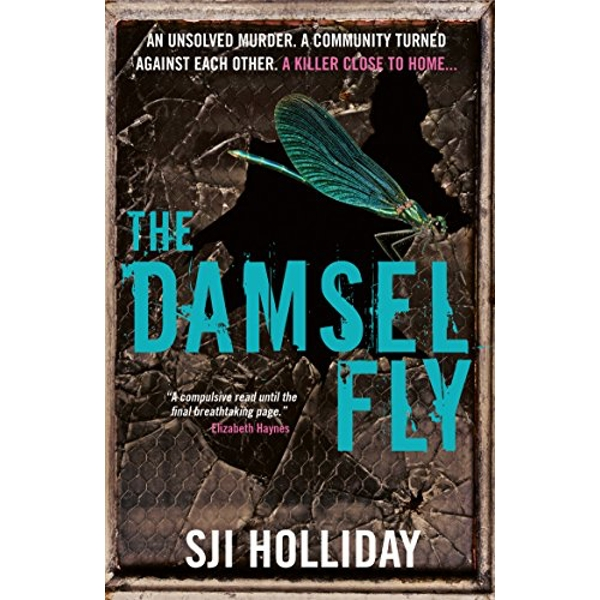 The Damselfly by Sji Holliday (Paperback, 2017)