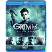 Grimm - Season 4 Blu-ray