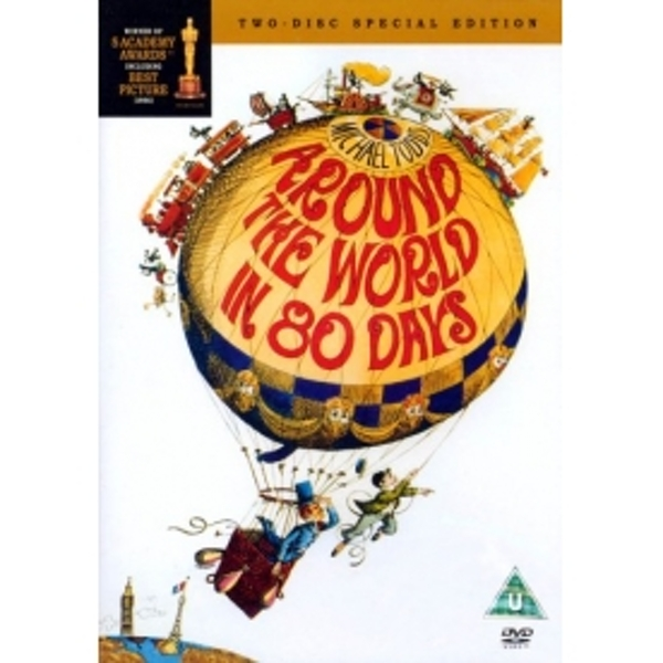Around The World In Eighty Days DVD