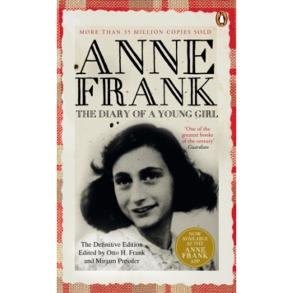 The Diary of a Young Girl: The Definitive Edition by Anne Frank (Paperback, 2012)