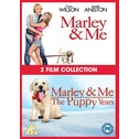 Marley And Me/ Marley And Me 2 DVD