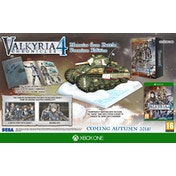 Valkyria Chronicles 4 Memoirs From Battle Edition	 Xbox One Game