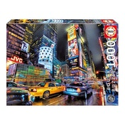 EDUCA USA New York Times Square HDR 1000 Piece Jigsaw Puzzle