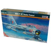 Mikoyan MiG-17 PF Radar Fresco 1:72 Model Kit