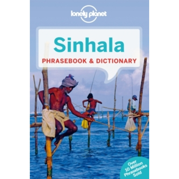 Lonely Planet Sinhala Travel Guide (Paperback 2014) by Lonely Planet (Paperback, 2014)