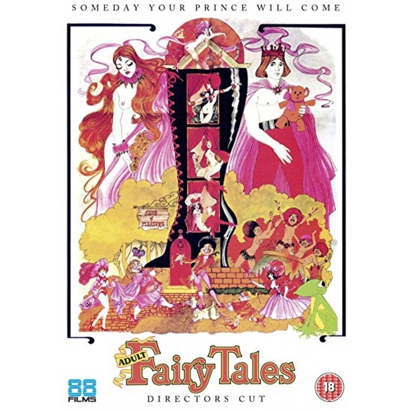 Adult Fairy Tales DVD