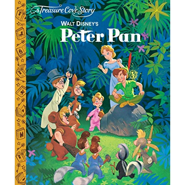 A Treasure Cove Story - Peter Pan  Hardback 2018