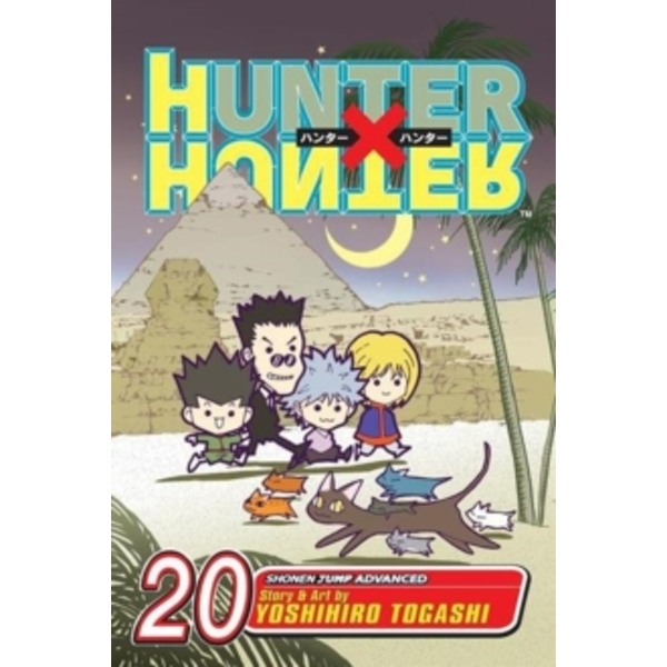 Hunter x Hunter, Vol. 20 : 20