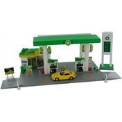 RMZ City  1:64 BP Service Station Playset