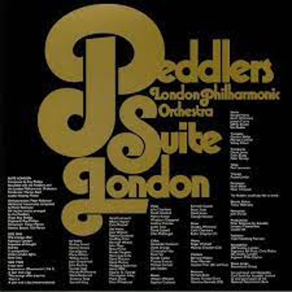 The Peddlers, The London Philharmonic Orchestra - Suite London & Extras Vinyl