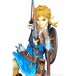Link (The Legend Of Zelda: Breath of the Wild) 25cm PVC Statue - Image 4