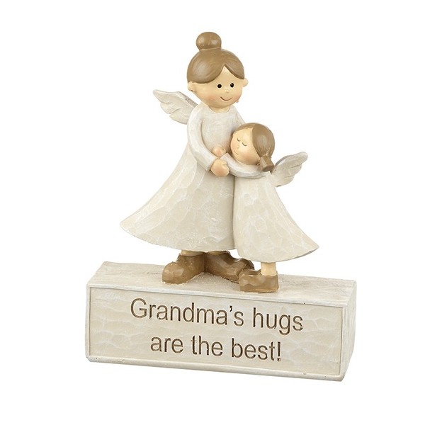 Grandma And Grand Daughter Angels By Heaven Sends