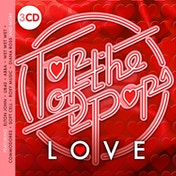 Top Of The Pops - Love CD