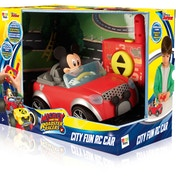 Disney Junior Mickey's City Fun RC Car