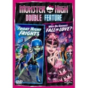 Monster High: Friday Night Frights/Why Do Ghouls Fall In Love? DVD