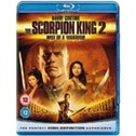 Scorpion King 2 Rise Of A Warrior Blu-ray
