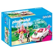 Playmobil City Life Wedding Celebration Starter Set