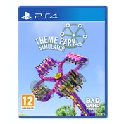 Theme Park Simulator Standard Edition PS4 Game
