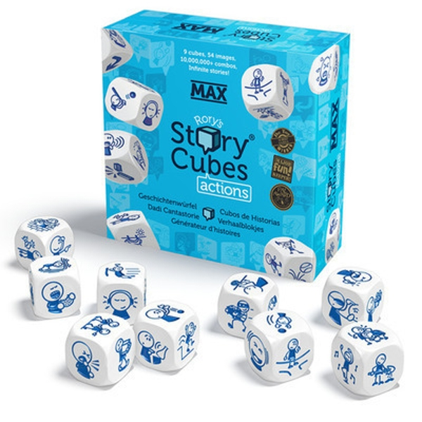 Rory's Story Cubes Actions MAX