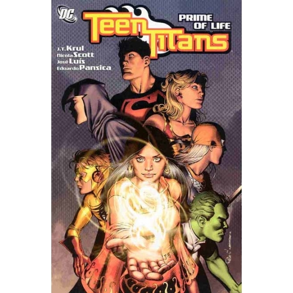 Teen Titans Prime Of Life TP