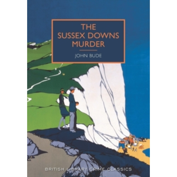 The Sussex Downs Murder by John Bude (Paperback, 2015)