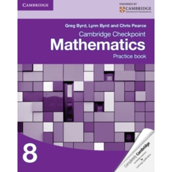 Cambridge Checkpoint Mathematics Practice Book 8