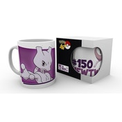 Pokemon Mewtwo mug