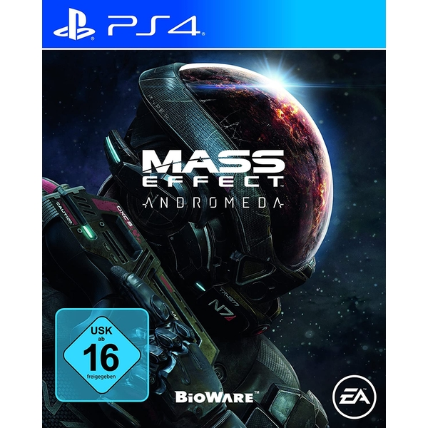 Mass Effect Andromeda PS4 Game [German Version]